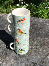 Garden Birds Stacking Cups
