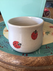 Lady Bird Sugar Bowl