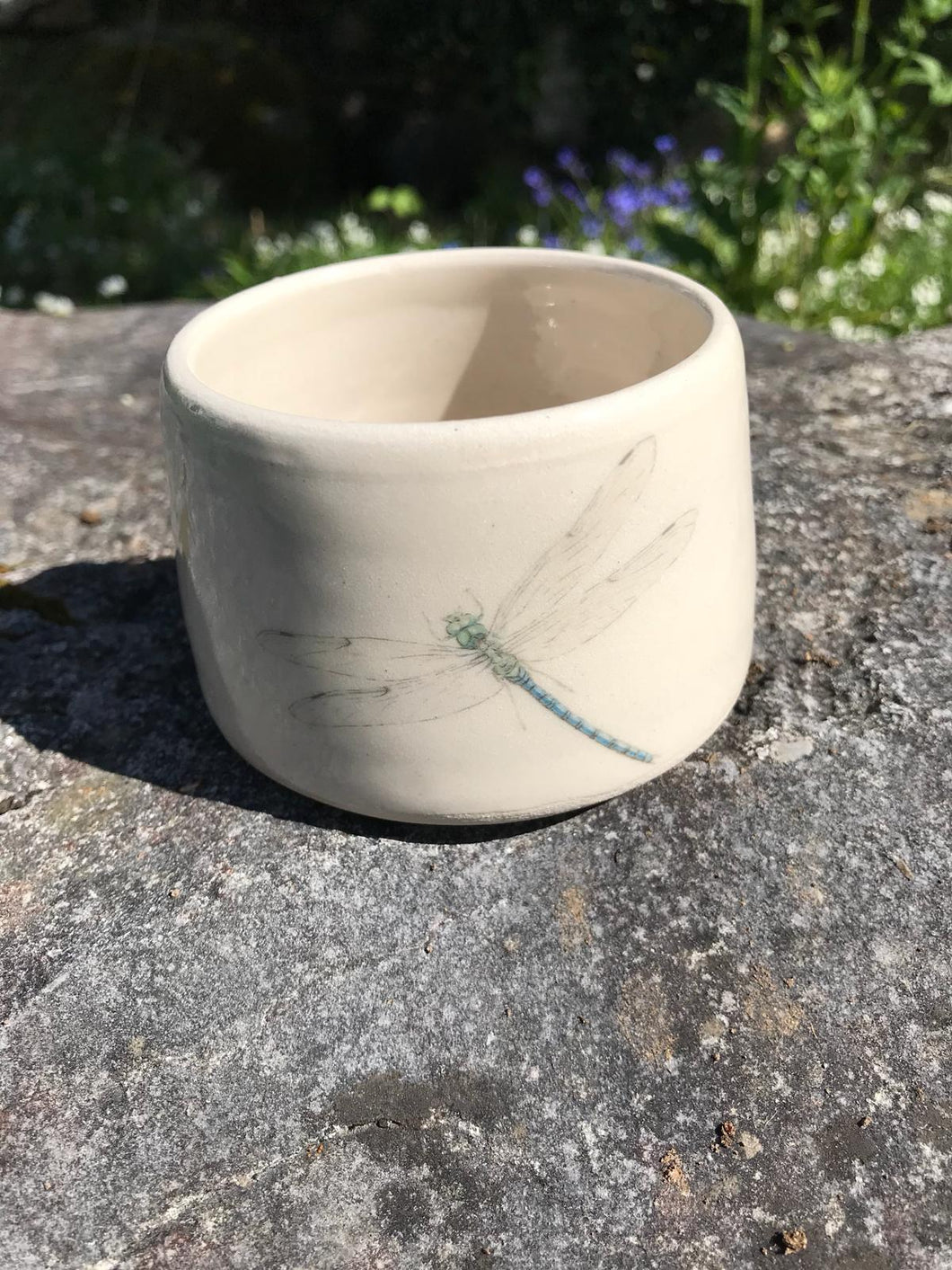Dragonfly Sugar Bowl