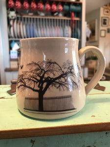 St Nicholas Church Tree Mug