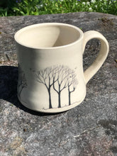Trees and Birds Mug