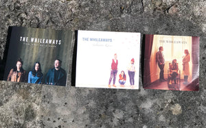 The Whileaways CD