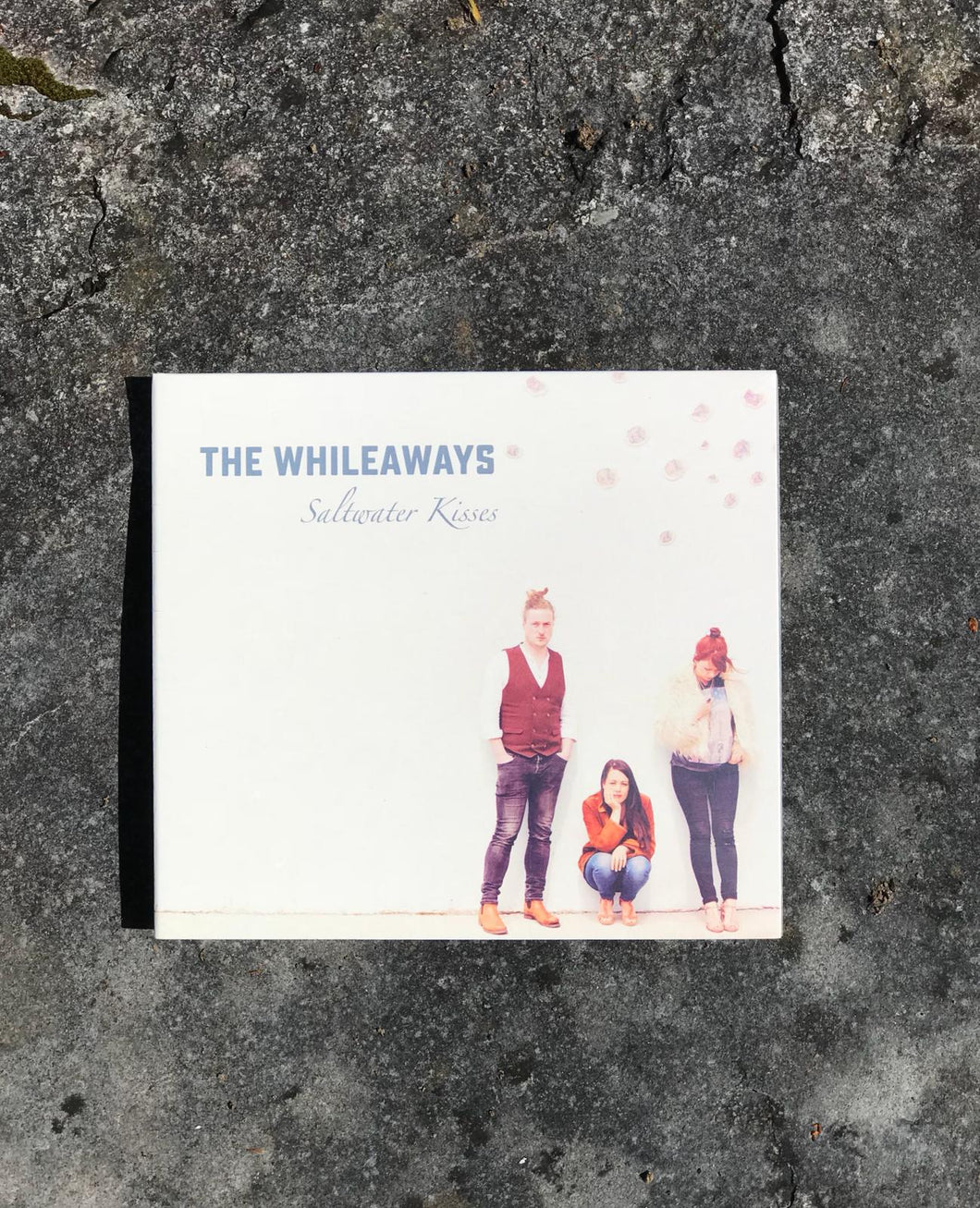 The Whileaways -Saltwater Kisses CD