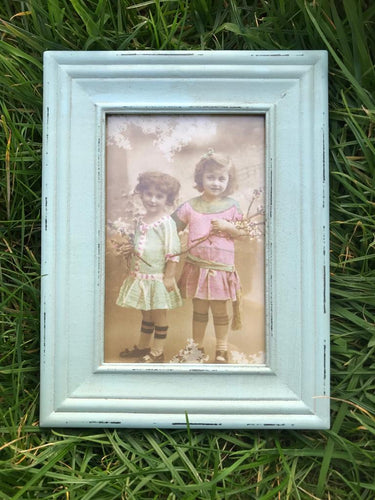 Delilah Photo Frame -Sage Green