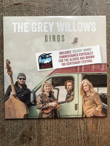 The Grey Willows Debut Double Single 'Birds'