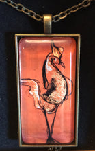 Necklace 'Strutting Hen' by Ruth Cadden