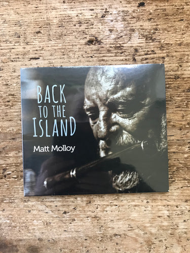Matt Molloy - Back To The Island CD