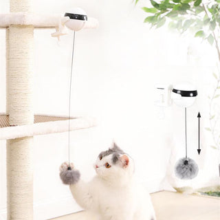 Automatic Cat String Toy