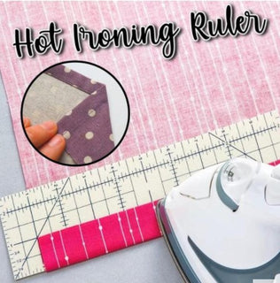 The Ironing Ruler Set