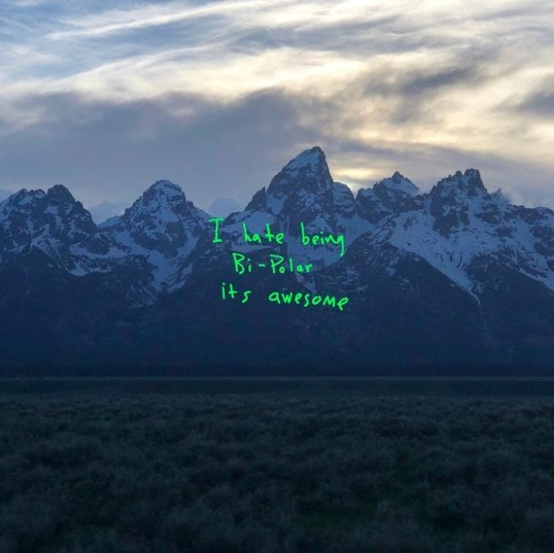 Kanye West's 'Ye' could be the album of the year👀