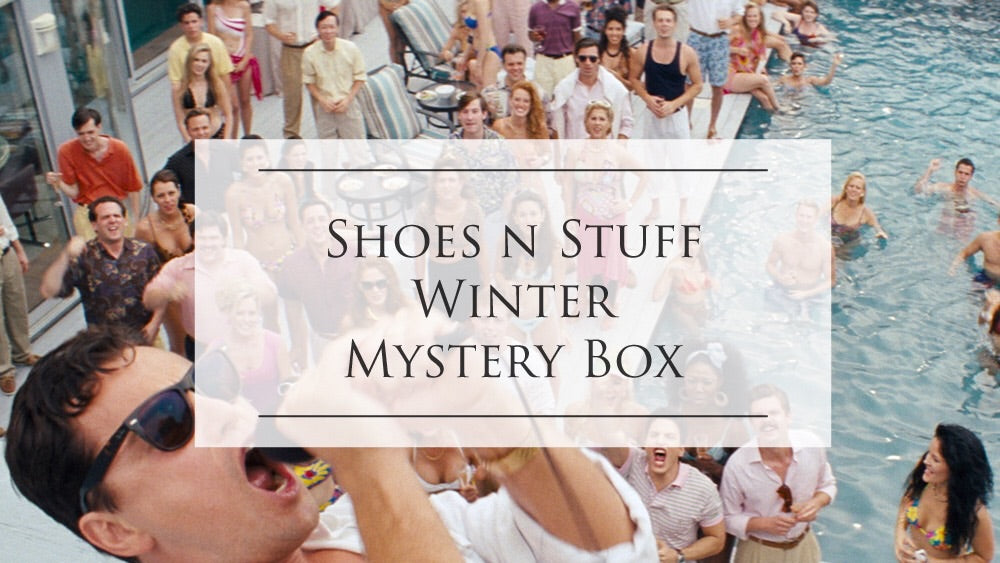 Shoes n Stuff Winter Mystery Box