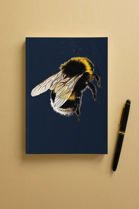 The Bee A5 Notebook