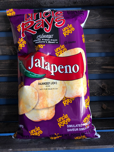 Uncle Ray's Chips - Jalapeno
