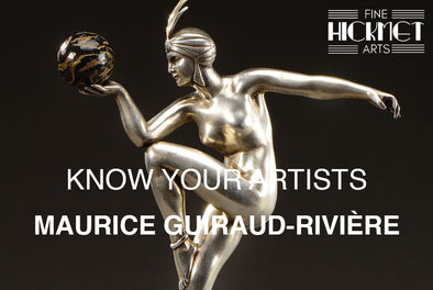 KNOW YOUR ARTISTS: MAURICE GUIRAUD-RIVIÈRE