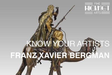 KNOW YOUR ARTISTS: FRANZ XAVIER BERGMAN