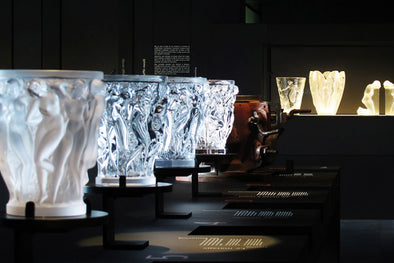 MUSEUM SPOTLIGHT: LALIQUE AROUND THE WORLD