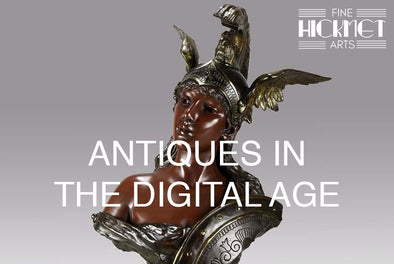 ANTIQUES IN THE DIGITAL AGE