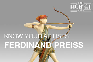 KNOW YOUR ARTISTS: FERDINAND PREISS