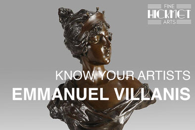 KNOW YOUR ARTISTS: EMMANUEL VILLANIS