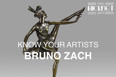 KNOW YOUR ARTISTS: BRUNO ZACH