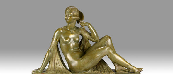 ART DECO SCULPTURES