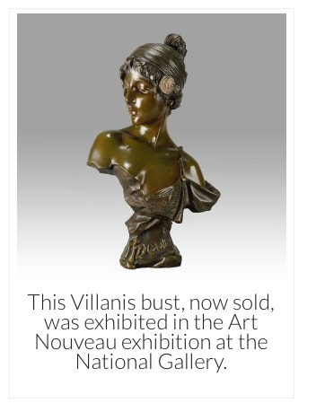 1.The Chance to Appreciate the Pinnacle Pieces If an antique or artwork is 'Museum Standard', you know it is something special. Antique bronzes exhibited at museums and leading galleries are often the original casting and are therefore most like the artist intended them to be.