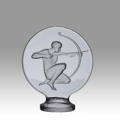 """Archer"" by René Lalique"