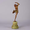 Art Deco Bruno Zach Bronze