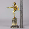 Bruno Zach Deco Dancer Bronze