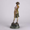 Bruno Zach Bronze Lady of the Night - Hickmet Fine Arts