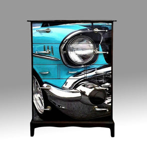 """Cadillac Chest of Drawers"""