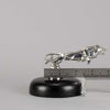 Casimir Brau Art Deco Bronze Car Mascot