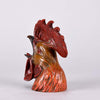 Paillet Bronze Car Mascot - Cockerel Car Mascot - Hickmet Fine Arts