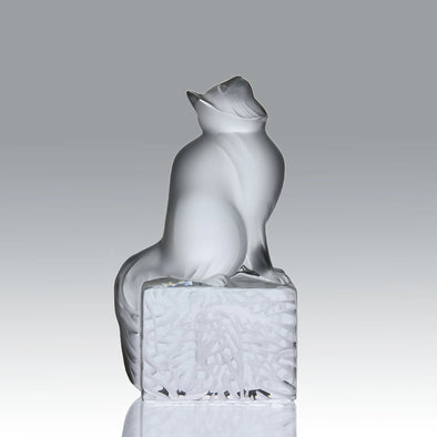 """Chat en Attente"" by Marc Lalique"