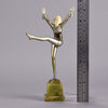 Art Deco Stefan Dakon Figure