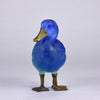 Daum Glass - Standing Duck - Hickmet Fine Arts