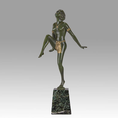 """Art Deco Dancer"""