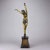 Demetre Chiparus Egyptian Dancer - Art Deco Figure - Hickmet Fine Arts