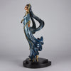 Erte Bronze Ecstasy - Art Deco Bronze Sculpture - Romain de Tirtoff Bronze Figure - Hickmet Fine Arts