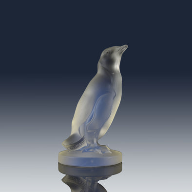 Etling Glass - Standing Penguin - Hickmet Fine Arts
