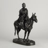 Eugene Alexandrovich Lanceray Mounted Cossack