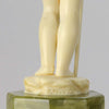 Preiss Fisher Boy Art Deco Sculpture