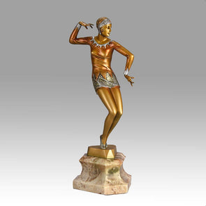 Preiss Charleston Dancer Bronze
