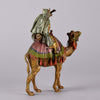 Arab on Camel by Bergman