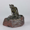 Emmanuel Fremiet Cat and Kitten - Animalier Bronze - Hickmet Fine Arts
