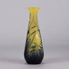 Emile Galle - Water Lillies Vase - Hickmet Fine Arts