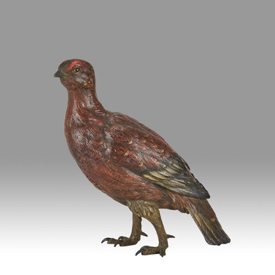 Bergman Bronze Grouse