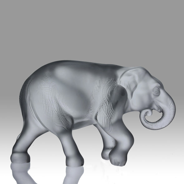 """Java Elephant"" by Lalique"