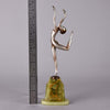 Lorenzl Elegant Dancer - Art Deco Bronze - Hickmet Fine Arts