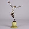 Josef Lorenzl Freedom -  Art Deco Sculpture - Hickmet Fine Arts